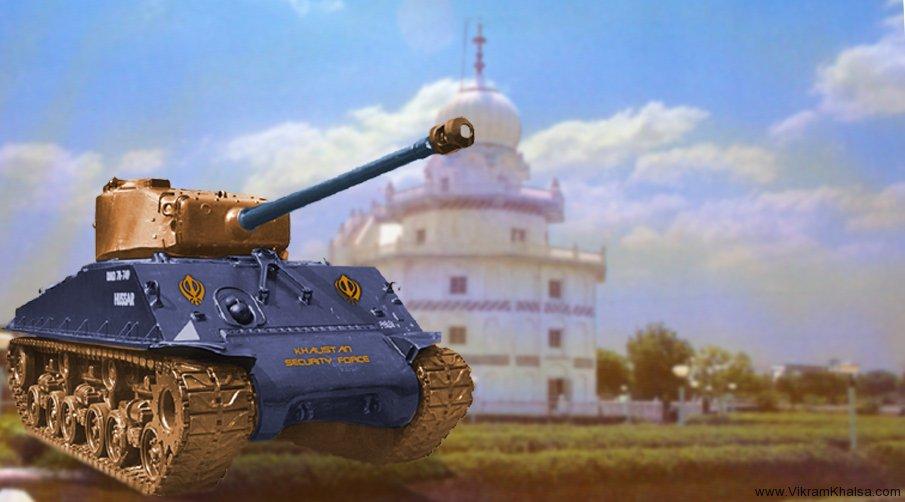Khalistan_tank