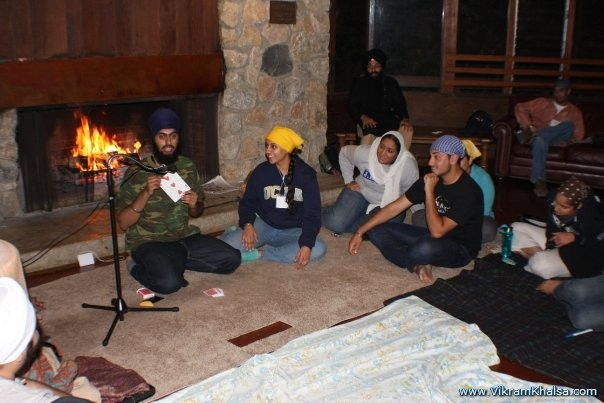 Saanjh - The Bay Area Sikh Retreat, August 2008