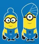 Sikh Minions T-Shirt