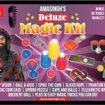 Deluxe Magic Kit by Amasingh