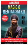 Magic & Mentalism Kit by Amasingh